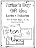 Father's Day Booklets