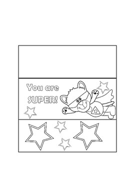 Father's Day Candy Wrapper - Freebie!