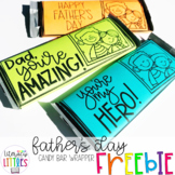 Father's Day Candy Wrapper Freebie