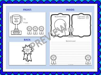 Father's Day Cards (June Activities)