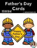 Father's Day Cards   FREEBIE   Holiday   Celebrations