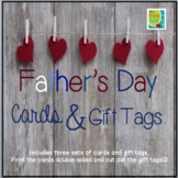 Father's Day Cards and Gift Tags