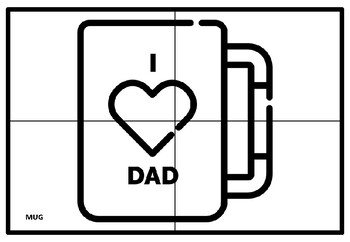 Father's Day Collaborative Art Project Coloring Pages Summer Art Sub Plan Family