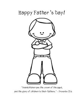 Father's Day Coloring Sheets Bundle