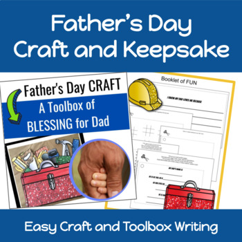 Father's Day Craft and Keepsake
