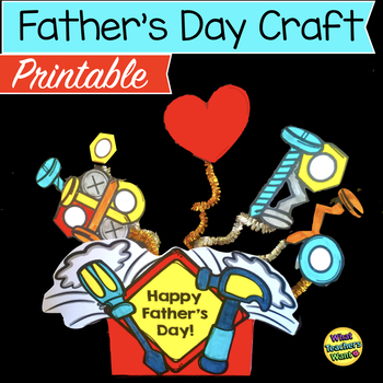 Father's Day Craft - A Gift for Dad or a Special Someone