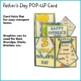 Father's Day Craft - POP-UP Tie Box Craftivity