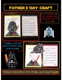 Father's Day Craft Star Wars Inspired