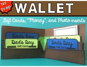 Father's Day Craft and Gift Bundle: Options for Dad, Mom or Other Special People
