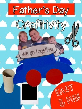 Father's Day Craftivity Easy & Fun