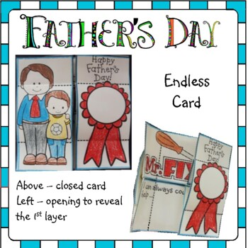 Father's Day Crafts - Endless Postcard