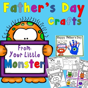 Father's Day Crafts and Printables