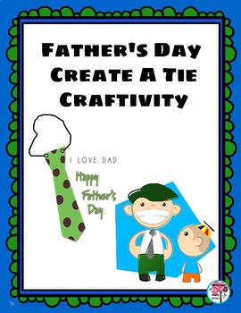 Father's Day Create a Tie