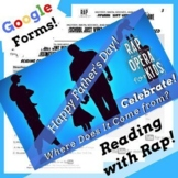 Father's Day Distance Learning Context Clues Google Forms