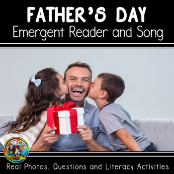 Father's Day ELA Book and Activities