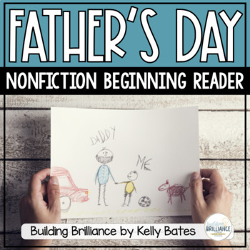 Father's Day Emergent Reader