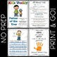 Father's Day Father of the Year Magazine Writing and Craft Kindergarten 1st