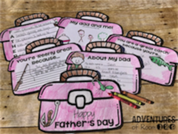 Father's Day Fishing Craft