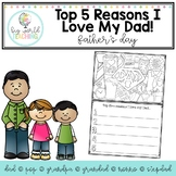 Father's Day - Five Reasons I Love My Dad