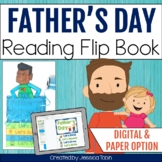 Father's Day Activities Flip Book - Digital With Google Slides