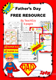 Father's Day Free Resource
