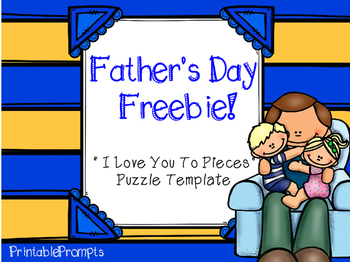 Father's Day {Freebie!}