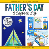 Father's Day Craft - A Lapbook Gift for Upper Elementary