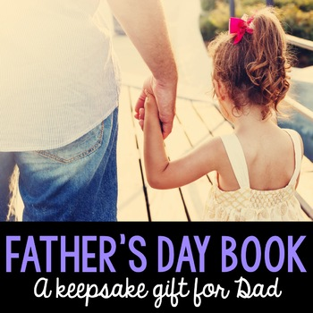 Father's Day Gift: Book, Interview and Portraits