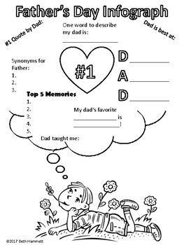 Father's Day Infograph