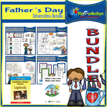 Father's Day Interactive Bundle