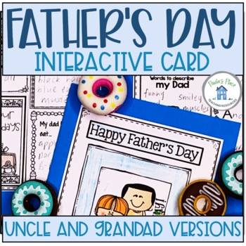 Father's Day Interactive Card