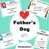 Father's Day Keepsake Gifts