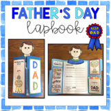 Father's Day Lapbook {All About Dad}