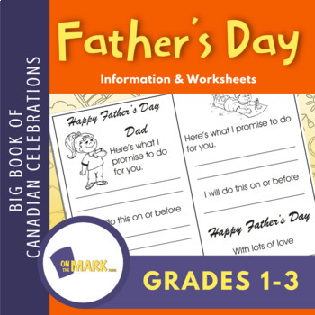 Father's Day Lesson Plan Gr. 1-3