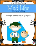 Father's Day Mad Libs