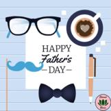 Father's Day Math Bundle