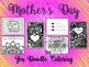 Father's Day & Mother's Day Coloring Pages & Cards Bundle