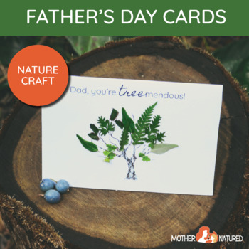 Father's Day Nature Cards