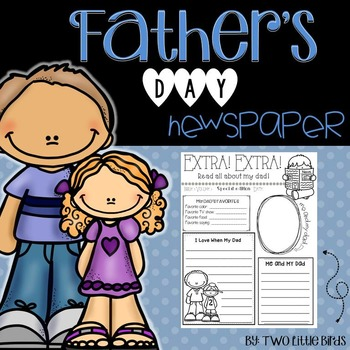 Father's Day Newspaper