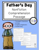 Father's Day Nonfiction Passage