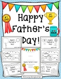 Happy Father's Day! Print and Go