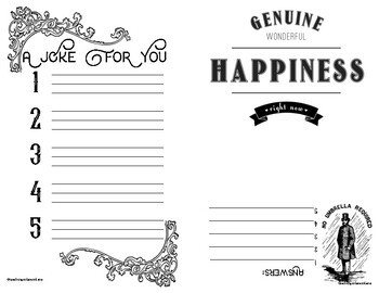 Father's Day Printable Booklet | Fathers Day Writing Activity Card | Fun Gift