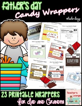picture about Printable Candy Wrappers referred to as Fathers Working day Printable Sweet Bar Wrappers