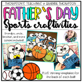 Father's Day Crafts | Father's Day Gift Idea SPORTS