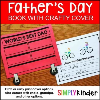 Fathers Day Toolbox Book