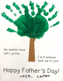 Father's Day Tree Craft