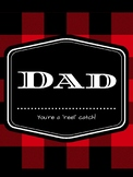 Father's Day Welcome Signs