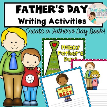 Father's Day Writing Activities