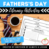 Father's Day Writing Assignment and Gift