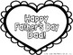 Father's Day Writing Craftivity